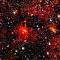 HH83, HII (ionized) region : l=12.8067, b=-0.2218